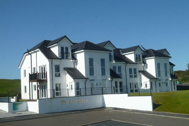 4 bed flat for sale in The Fairways, Chalet Road, Portpatrick, Stranraer