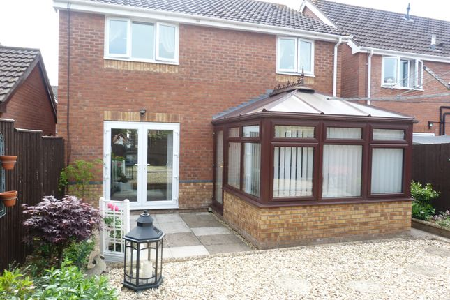 Thumbnail Detached house for sale in Rushey Meadow, Monmouth