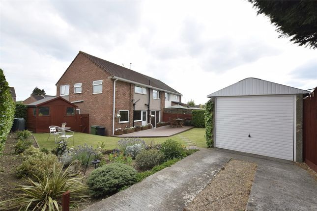 Thumbnail Semi-detached house for sale in Ellacombe Road, Longwell Green, Bristol