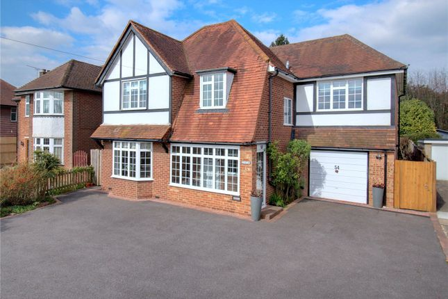 Thumbnail Detached house for sale in Marlow Road, High Wycombe, Buckinghamshire