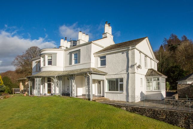 Thumbnail Semi-detached house for sale in Hazelrigg, Kendal Road, Windermere