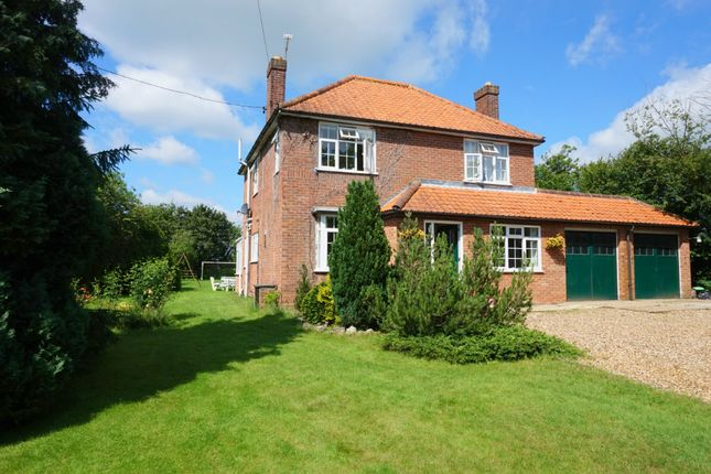 Thumbnail Detached house for sale in Days Road, Capel St Mary, Ipswich