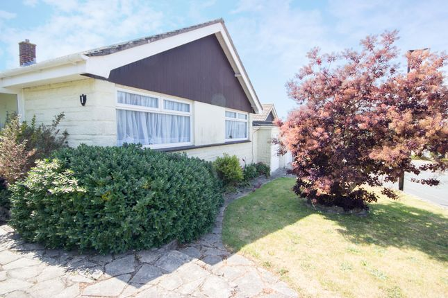 Thumbnail Detached bungalow for sale in Greenlands Road, East Cowes