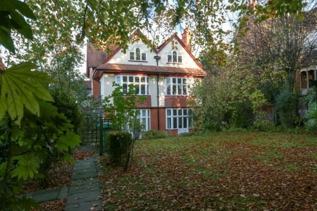 Thumbnail Flat for sale in Private Rd, Sherwood, Nottingham