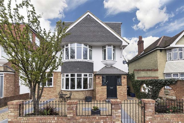 Thumbnail Detached house for sale in Clive Road, Twickenham