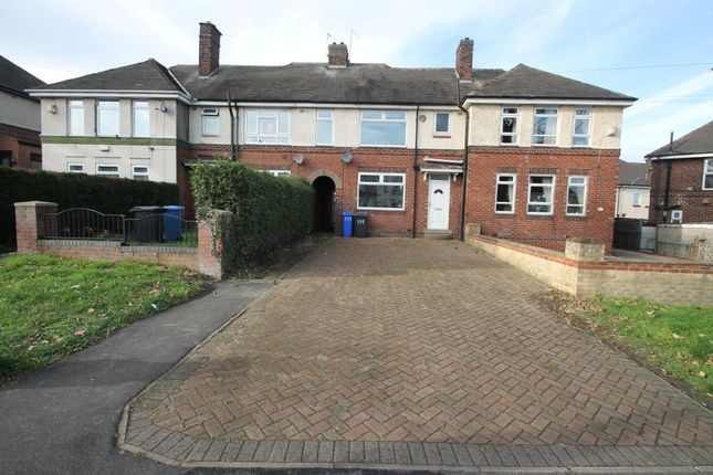 3 bed terraced house to rent in Bellhouse Road, Sheffield S5