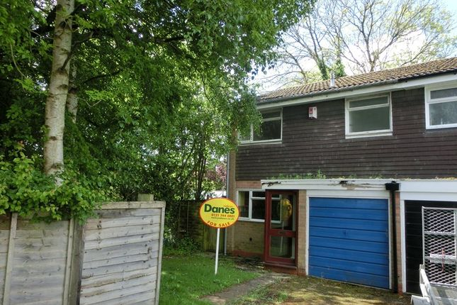 3 bed semi-detached house for sale in Limbrick Close, Shirley, Solihull