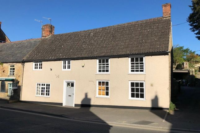 3 bed semi-detached house to rent in High Street, Bruton BA10