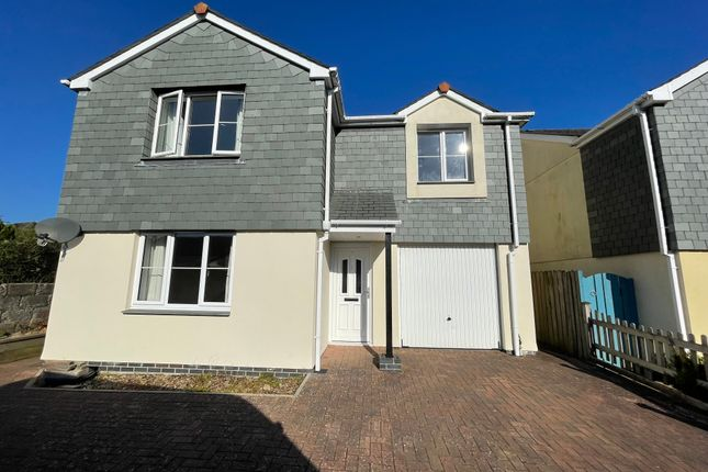 4 bed detached house to rent in Foxglove Close, Roche, St. Austell PL26