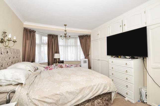Bedroom 1 of Glen Gardens, Croydon, Surrey CR0