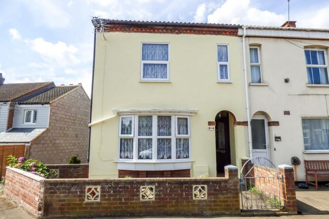Thumbnail Semi-detached house for sale in Kempston, Beds
