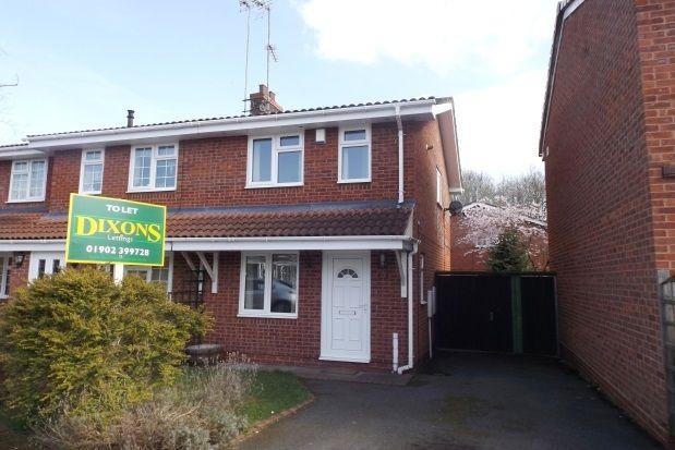 Thumbnail Property to rent in Gleneagles Road, Perton, Wolverhampton