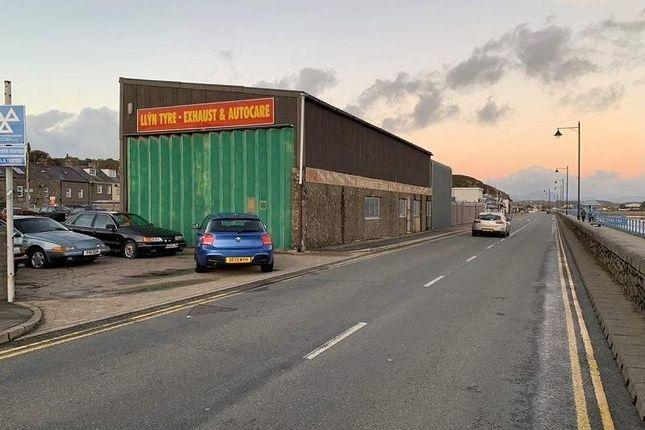 Thumbnail Parking/garage for sale in Pwllheli