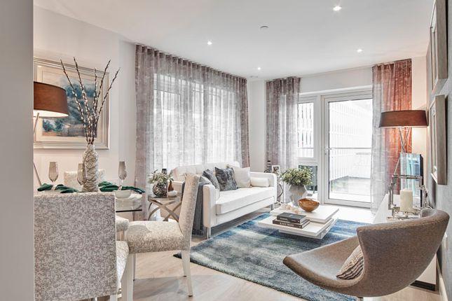 Living Area of Longfield Avenue, London W5