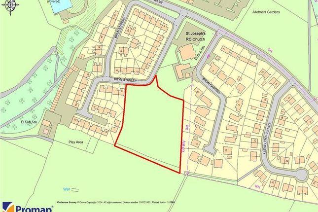 Thumbnail Land to let in Land At, Bryn Stanley, Denbigh, Denbighshire