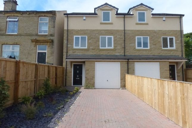 Thumbnail Semi-detached house for sale in Prospect Villas, Cleckheaton, West Yorkshire.