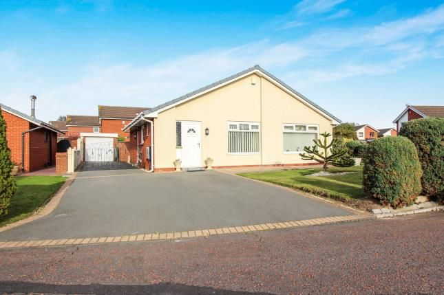Thumbnail Bungalow for sale in The Mews, Lytham St. Annes, Lancashire, England