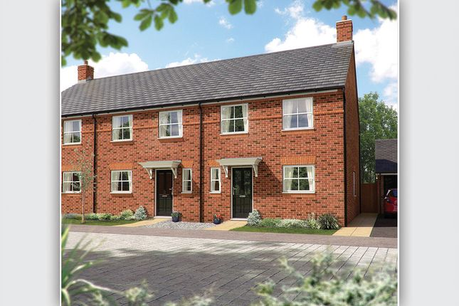 "Thumbnail Property for sale in ""The Salisbury"" at Barnton Way, Sandbach"
