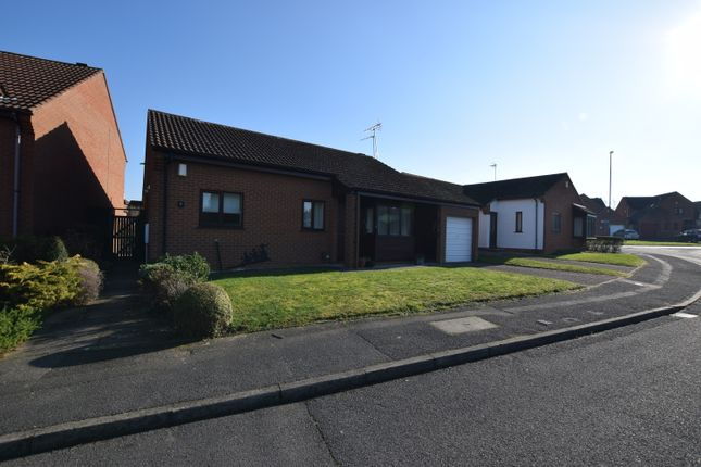 Thumbnail 3 bed detached bungalow to rent in Woodminton Drive, Chellaston, Derby