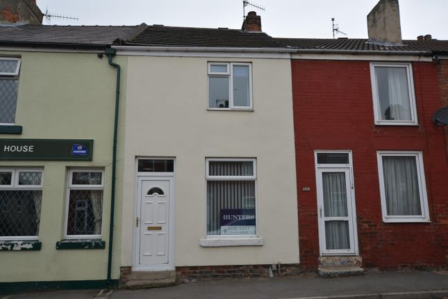 Thumbnail Terraced house for sale in South Street North, New Whittington, Chesterfield