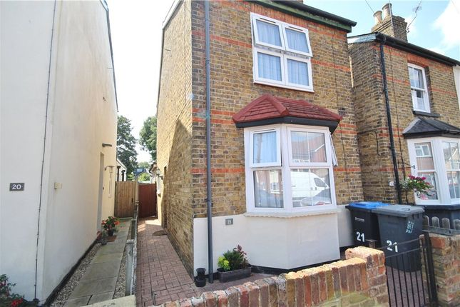 Thumbnail Detached house for sale in Hythe Park Road, Egham, Surrey