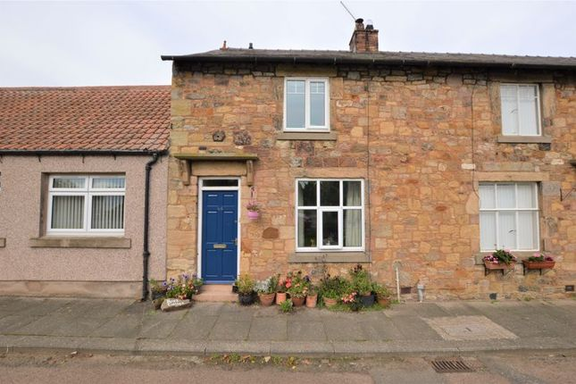2 bed terraced house for sale in Rowan Cottage, West Street, Belford NE70