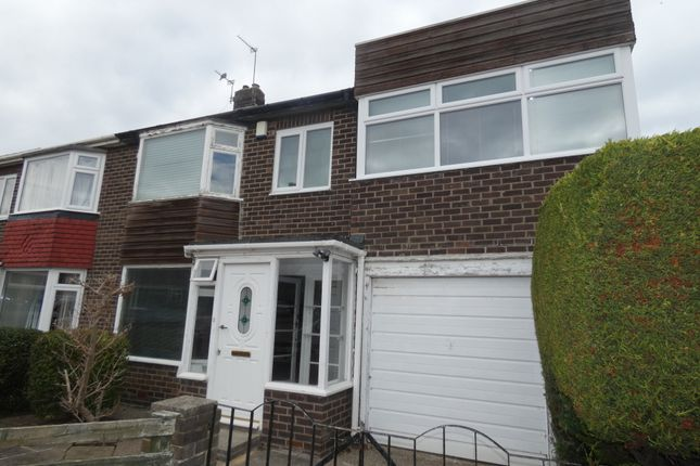 Thumbnail Semi-detached house for sale in Conway Grove, Seaton Sluice, Tyne & Wear