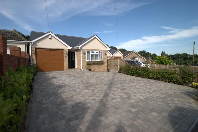 Thumbnail Detached bungalow for sale in Highams Road, Hockley