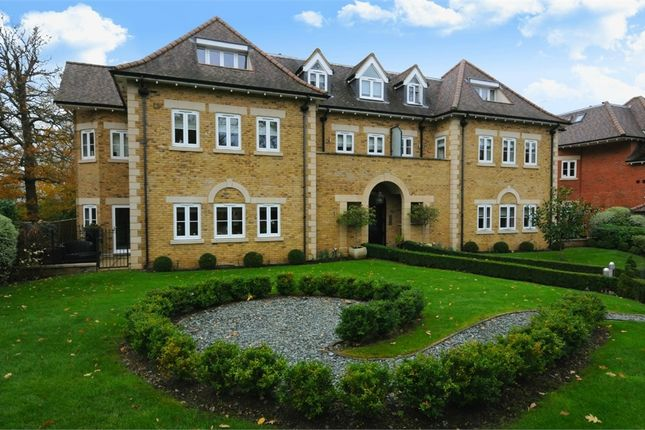 Thumbnail Flat for sale in Amara Lodge, 371 Cockfosters Road, Hadley Wood