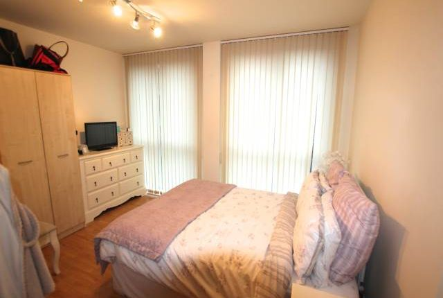 Living Room of Brook Street, Derby DE1