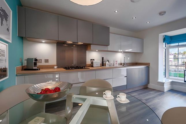 """Thumbnail Detached house for sale in """"The Hanbury"""" at Browney Lane, Browney, Durham"""