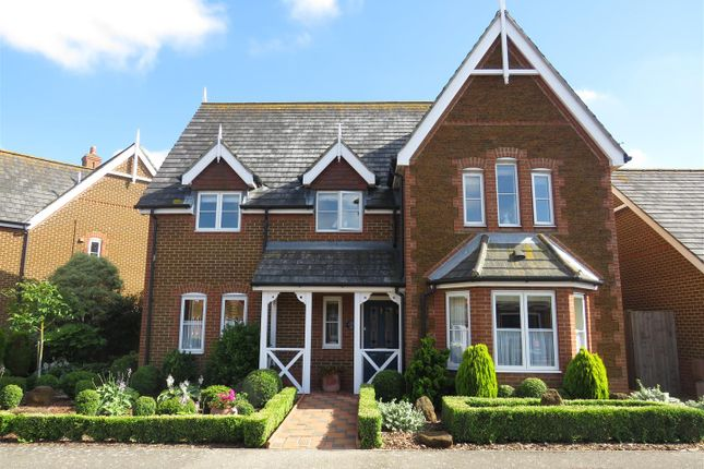 Thumbnail Detached house for sale in Campbell Close, Hunstanton