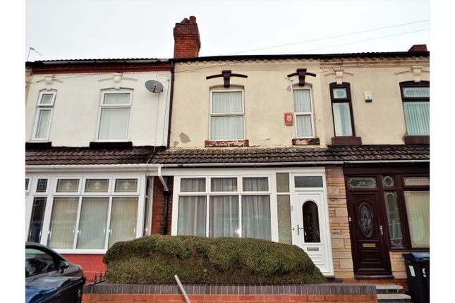 Thumbnail Terraced house for sale in Bankes Road, Birmingham