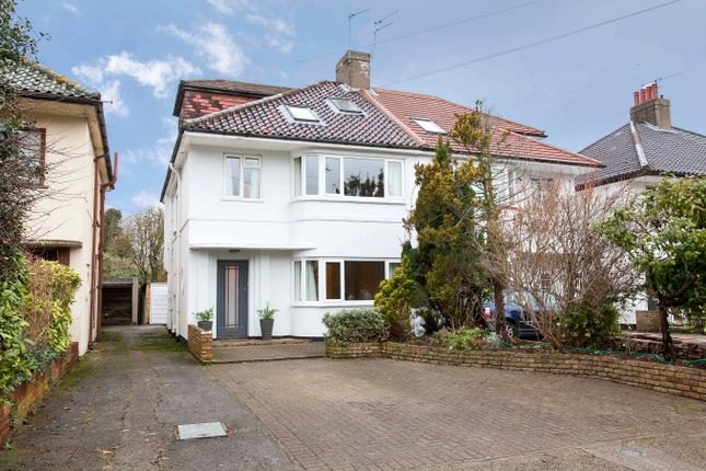 Thumbnail Semi-detached house to rent in Park House Gardens, East Twickenham