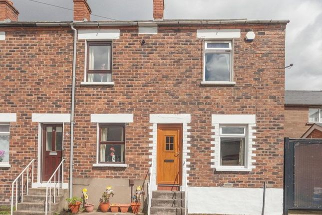 Thumbnail End terrace house to rent in 1 Runnymede Parade, Belfast