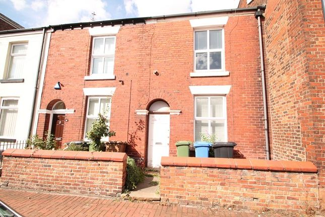Thumbnail Terraced house to rent in Walker Street, Denton, Manchester