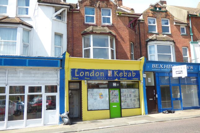 Thumbnail Maisonette for sale in London Road, Bexhill On Sea
