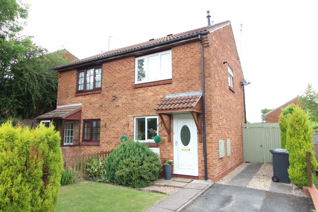 Thumbnail Semi-detached house for sale in Rangeworthy Close, Redditch