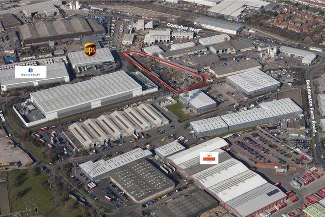 Industrial to let in Endeavour Way, Croydon, Surrey