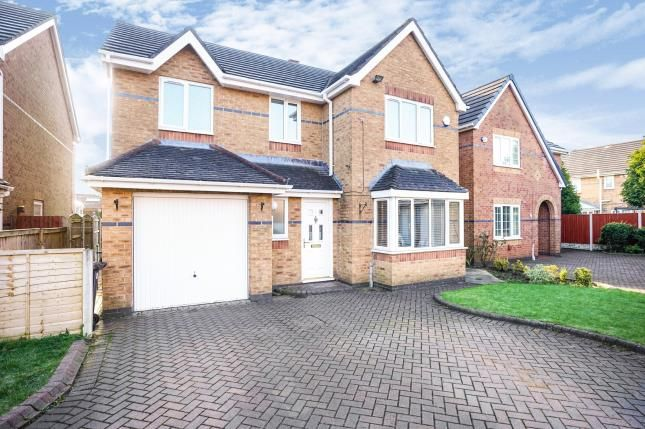 Thumbnail Detached house for sale in Walnut Grove, Melling, Liverpool, Merseyside