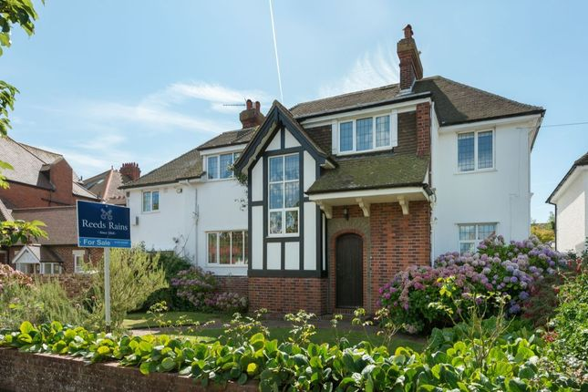 Thumbnail Detached house for sale in Bouverie Road West, Folkestone