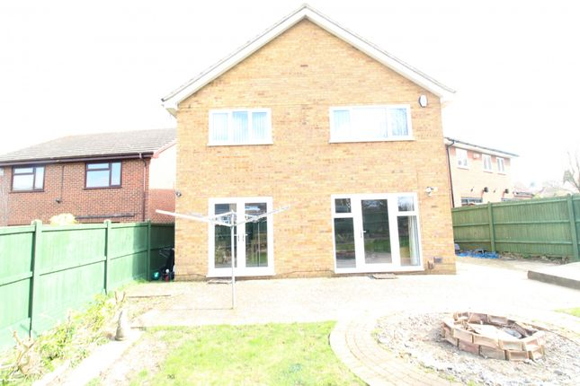 Thumbnail Detached house for sale in Foulds Close, Gillingham, Kent
