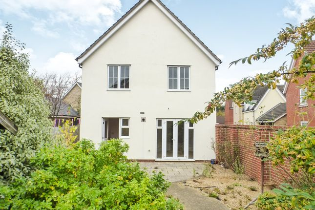 Thumbnail Detached house for sale in Sunderland Close, Old Catton, Norwich