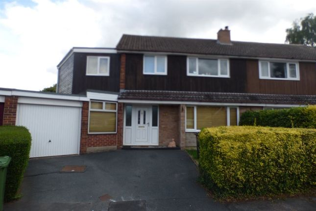 Thumbnail Property to rent in Devereux Close, Tupsley, Hereford
