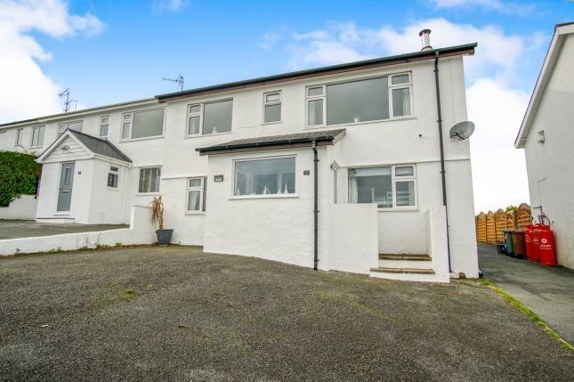 Thumbnail Link-detached house for sale in Tan Y Gaer, Abersoch, Gwynedd