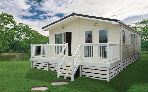 Mobile/park home for sale in Eastbourne Road, Pevensey Bay
