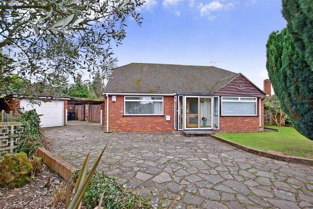Thumbnail Detached bungalow for sale in Dene Close, Dartford, Kent