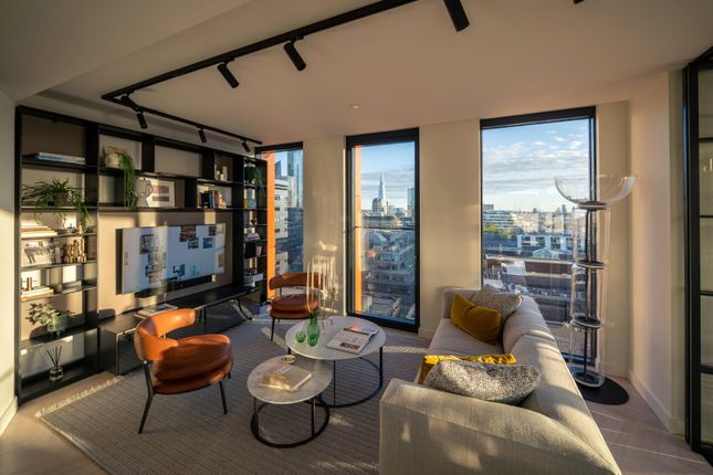 3 bed flat for sale in One Crown Place, 19 Sun Street EC2A