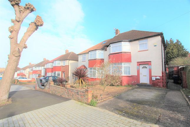 Semi-detached house for sale in Linthorpe Road, Cockfosters