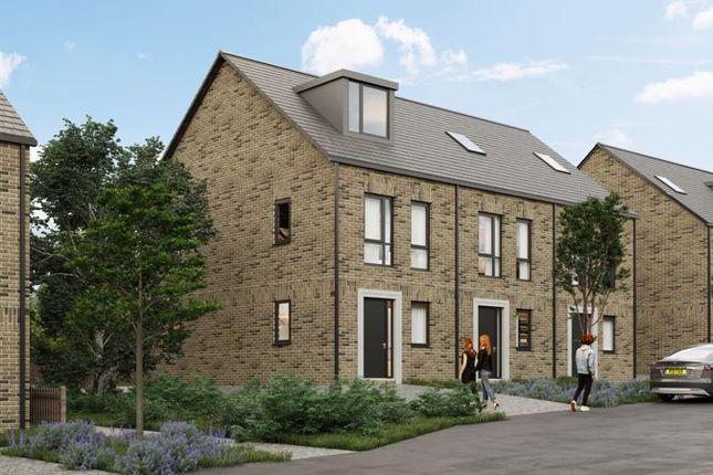 Thumbnail Semi-detached house for sale in Fitzpatrick Lane, Hoddesdon Road, Hoddesdon